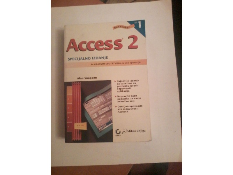 Access 2, Alan Simpson
