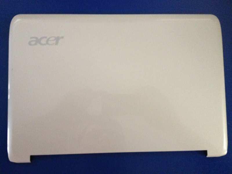 Acer Aspire One ZA3-Maksa ekrana BELA