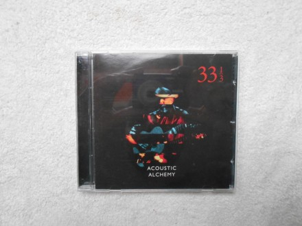 Acoustic Alchemy	33 &; 1/3 (2018)