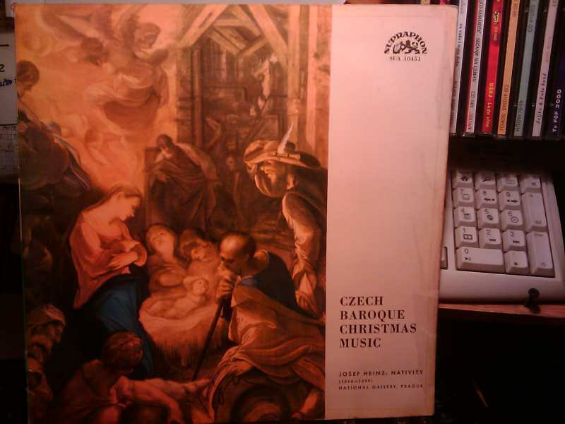 Adam Václav Michna z Otradovic, František Xaver Brixi - Czech Baroque Christmas Music