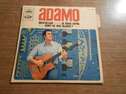 Adamo - Inch` Allah