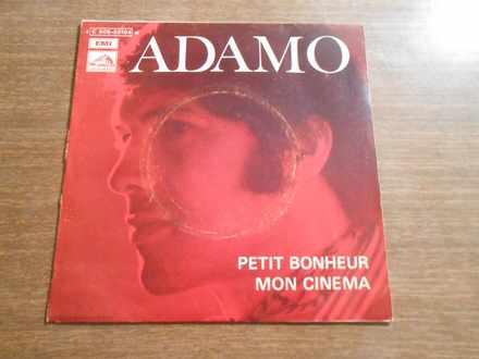 Adamo - Petit Bonheur • Mon Cinéma