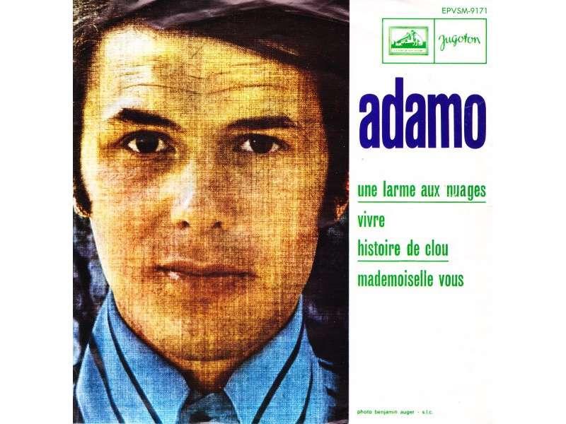 Adamo - Une Larme Aux Nuages