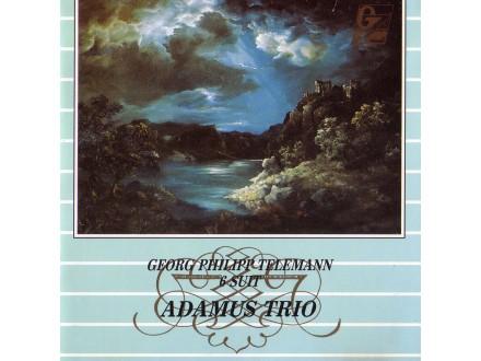 Adamus Trio -  George Philipp Telemann 6 Suit