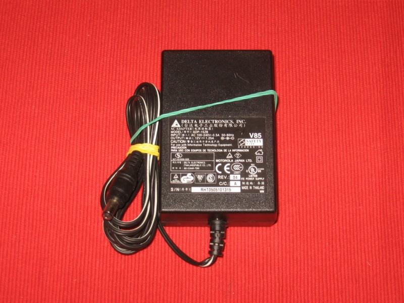 Adapter 12V 1,25A