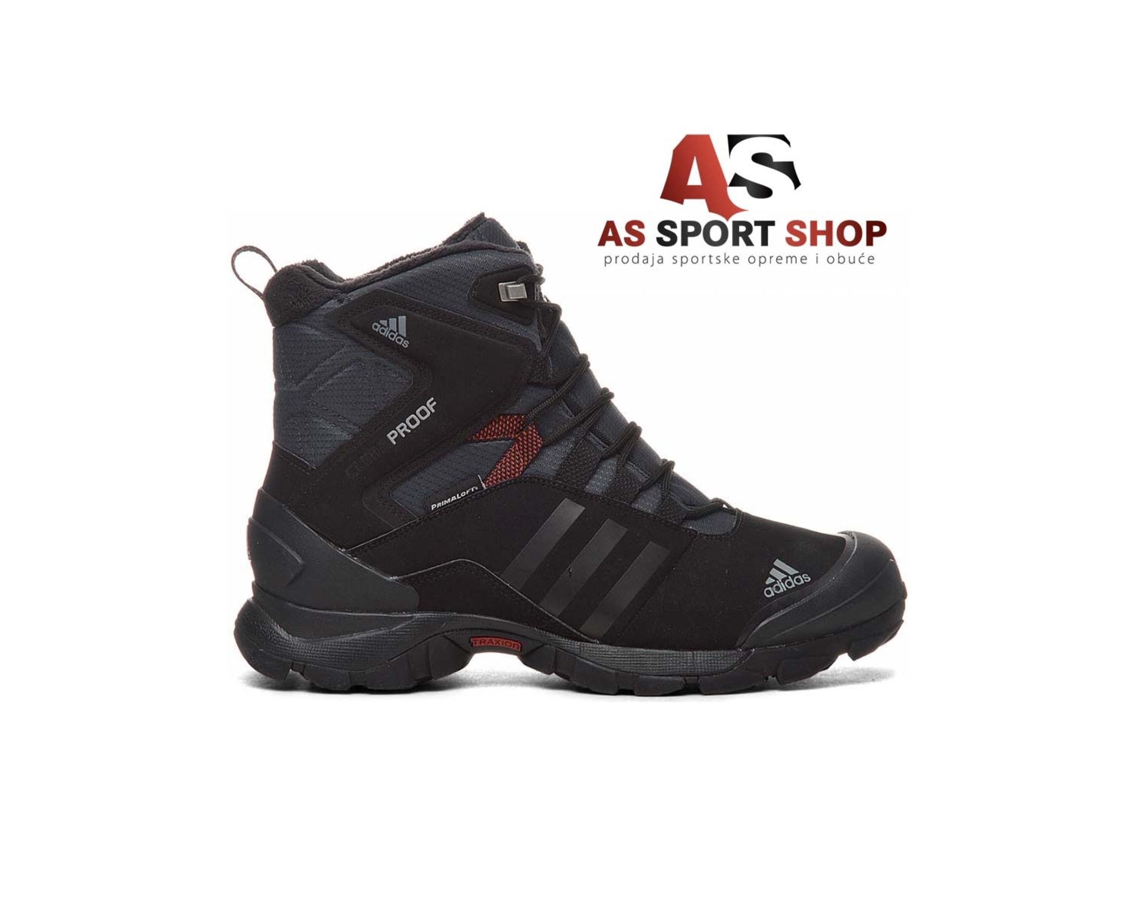 Adidas Winter Hiker Speed muske duboke cipele As Sport