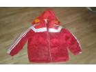 Adidas crvena jakna