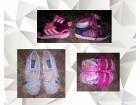 Adidas patike! 4 para obuce + suknjice