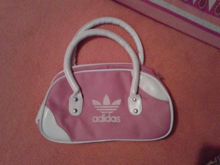 Adidas torbica + dve kapice