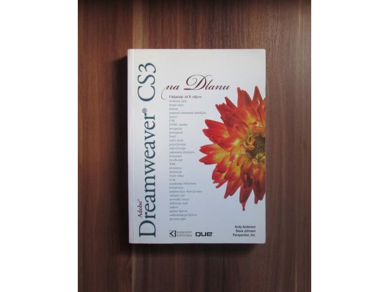 Adobe Dreamweaver CS3 - na dlanu