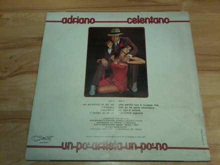 Adriano Celentano - Un Po` Artista Un Po` No