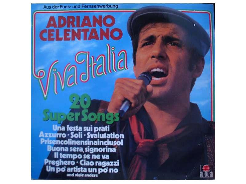 Adriano Celentano - Viva Italia