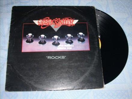 Aerosmith - Rocks LP