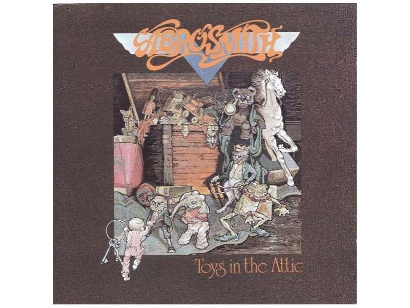 Aerosmith - Toys In The Attic