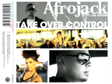 Afrojack, Eva Simons - Take Over Control