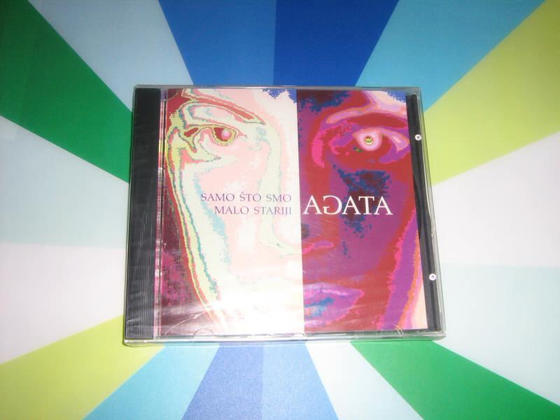 Agata - Samo što smo malo stariji