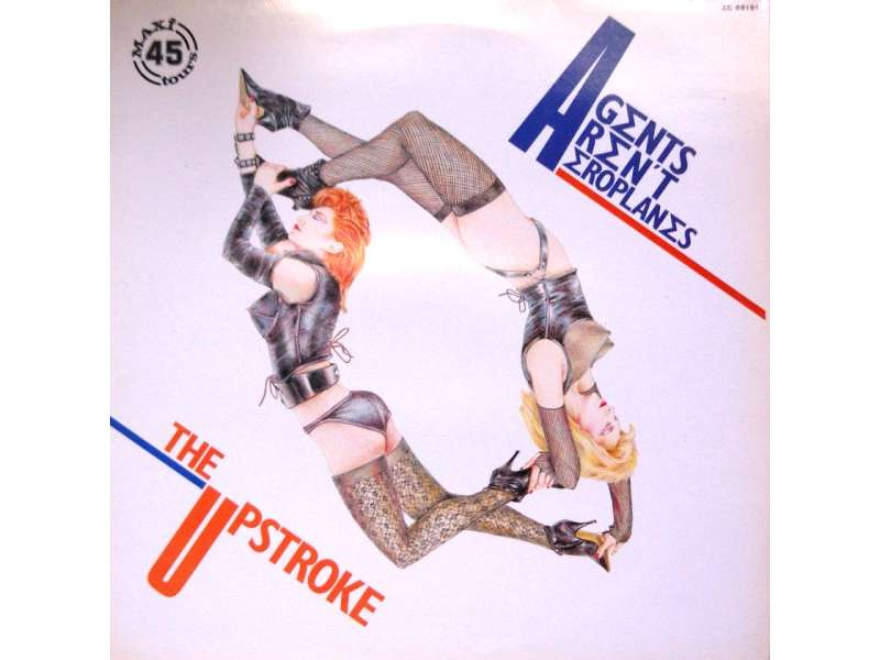 Agents Aren`t Aeroplanes - The Upstroke