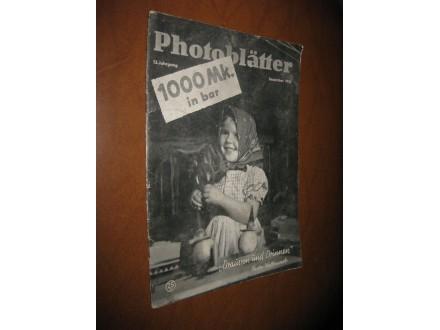 Agfa Photoblatter Nr. 12 (1935.)