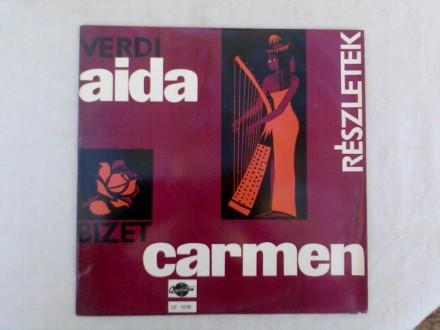 Aida / Carmen