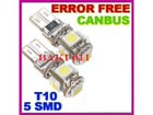 Akcija - LED sijalice T10 5 SMD CANBUS - 2kom.-Akcija