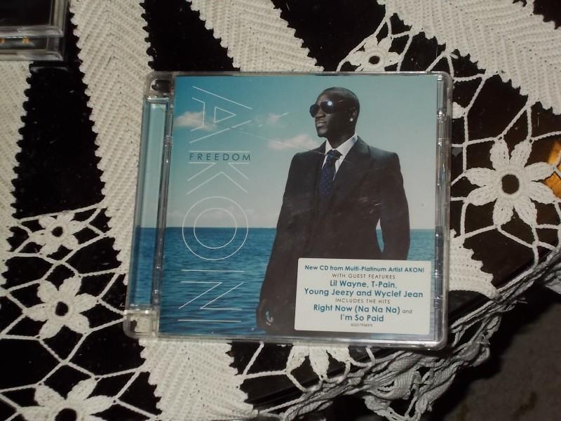 Akon - Freedom