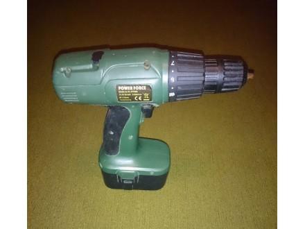 Aku šrafilica Power Force HL-DT03S 14,4V 0-550min