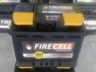 Akumulator  FIRECELL 56Ah L+