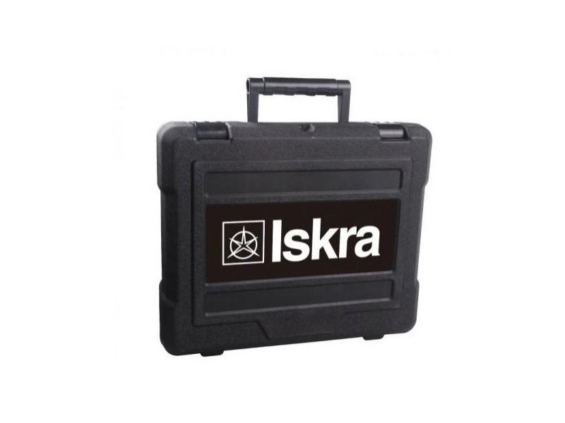 Akumulatorska bušilica 18V ISKRA