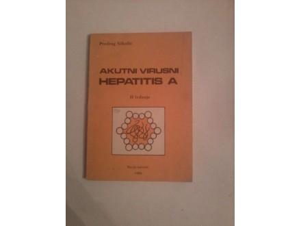 Akutni virusni hepatitis A, Predrag Nikolić
