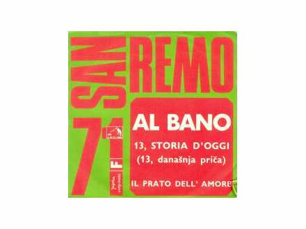 Al Bano Carrisi - 13, Storia D`Oggi