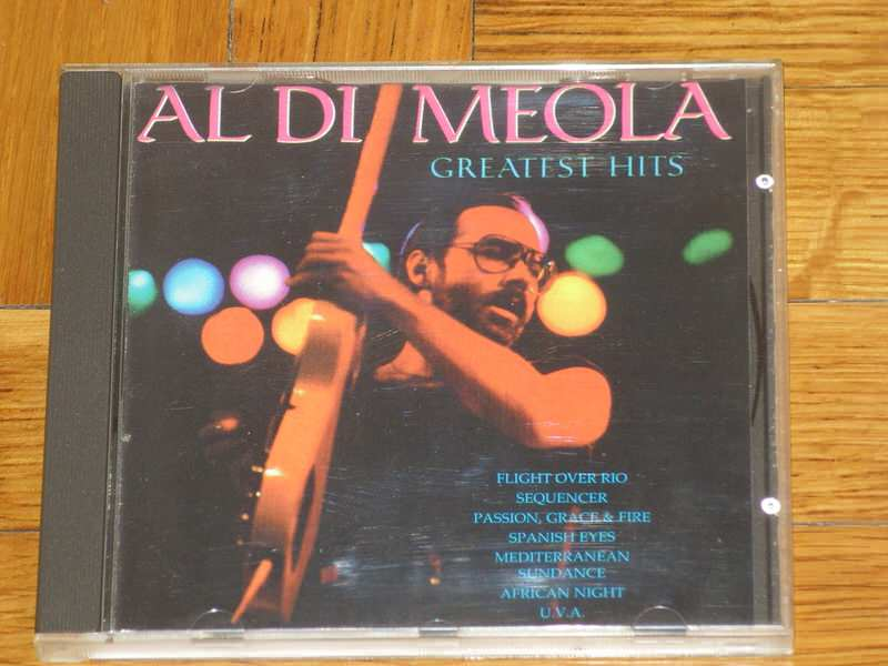 Al DI MEOLA - Greatest Hits