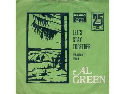 Al Green - Let`s Stay Together
