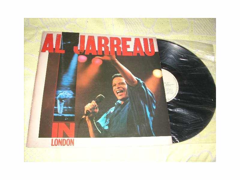 Al Jarreau - In London LP