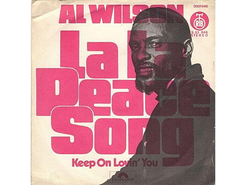 Al Wilson - La La Peace Song