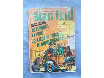 Alan Ford broj 4