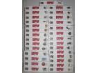 Alan Ford komplet kolekcija 1-147 (SVET) + 18 specijala
