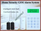 Alarm kućni bežični, GSM dojava, APP kontrola