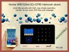 Alarm kućni bežični, WEB/GSM kontrola/dojava