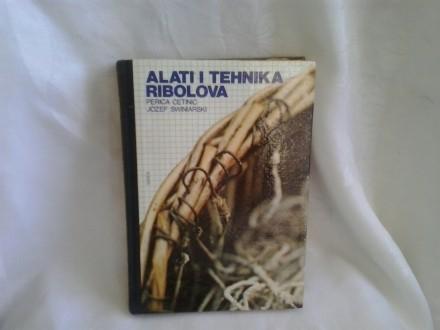 Alati i tehnika ribolova Perica Cetinić