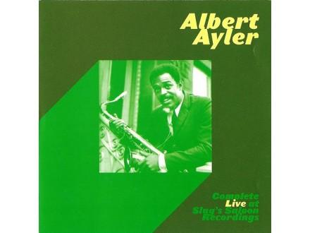 Albert Ayler - Complete Live At Slug`s Saloon Recordings