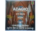 Albinoni Adagio,J.S.Bach Ave Maria,Schuman Sogno,Handel