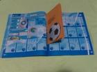 Album Panini FIFA Brazil 2014 prazan