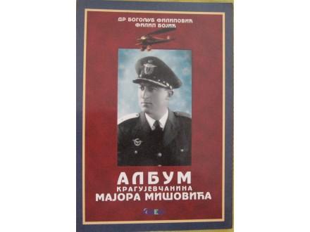 Album kragujevčanina majora Mišovića
