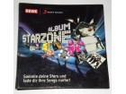 Album sa karticama `Starzone` (Rewe)