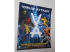Album sa sličicama Virus Attack