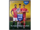 Album za sličice: The Golden World of Football 2021