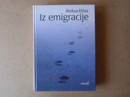 Aleksa Đilas - IZ EMIGRACIJE
