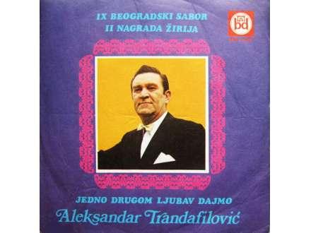 Aleksandar Trandafilović - Jedno Drugom Ljubav Dajmo