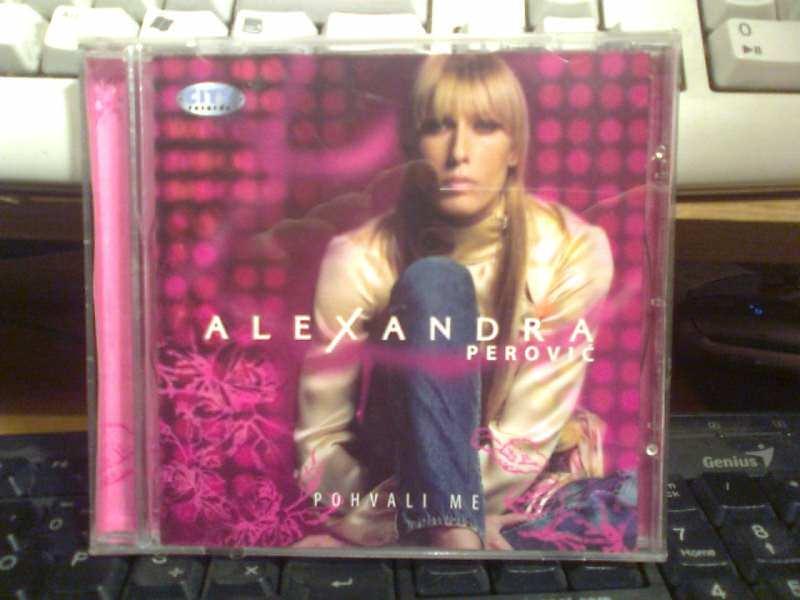 Alexandra Perovic - Pohvali me