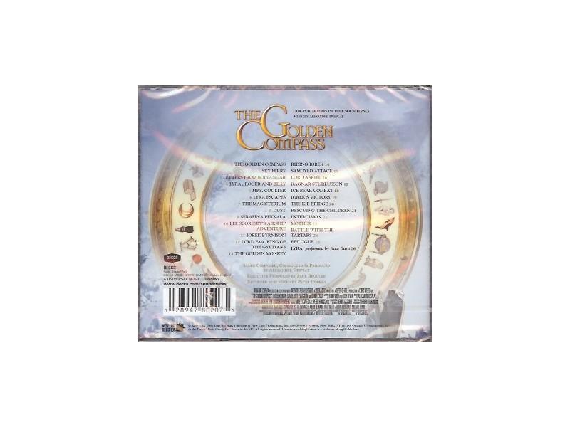 Alexandre Desplat - The Golden Compass (Original Motion Picture Soundtrack)